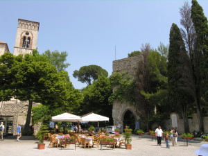 Center of Ravello