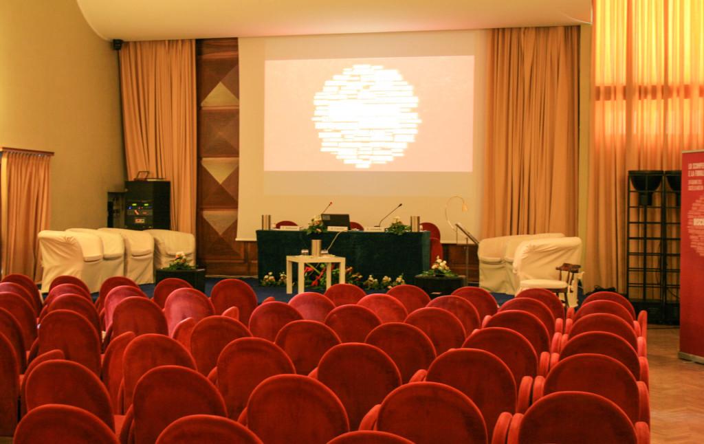 Sala Congressi - Castello di Arechi