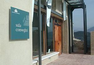 Sala Convegni - Castello Arechi