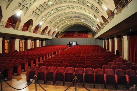 Teatro Augusteo Salerno