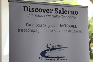 Presentazione Audioguida Salerno Convention Bureau